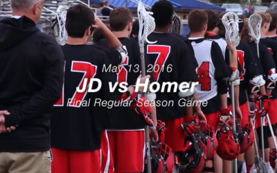 Jamesville Dewitt Lacrosse 2016: The Road to the State Championship