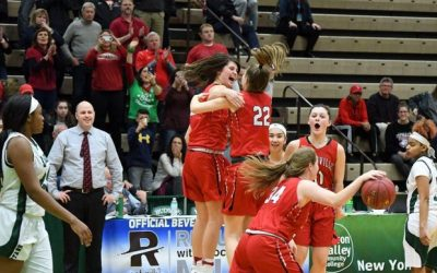 J-D girls basketball advances to Federation Tournament final
